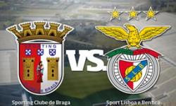 Golos SC Braga 2 vs 1 Benfica – 8ª jornada