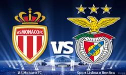 Resumo AS Monaco 0 vs 0 Benfica – Liga dos Campeões
