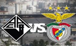Golos Académica 0 vs 2 Benfica – 11ª jornada