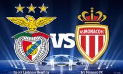 Golo Benfica 1 vs 0 AS Monaco – Liga dos Campeões
