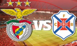 Golos Benfica 3 vs 0 Belenenses – 12ª jornada