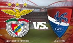 Golo Benfica 1 vs 0 Gil Vicente – 14ª jornada