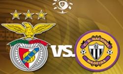 Golo Benfica 1 vs 0 Nacional – Taça da Liga