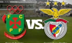 Resumo: Paços de Ferreira 0 vs 0 Benfica – 26ª jornada