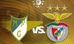 Golos Moreirense 0 vs 2 Benfica – Taça da Liga