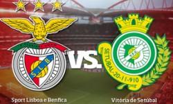Golos Benfica 3 vs 0 V. Setúbal – 21ª jornada