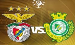 Golos Benfica 3 vs 0 V. Setúbal – Taça da Liga