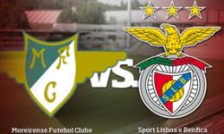 Golo Moreirense 0 vs 1 Benfica – 28ª jornada