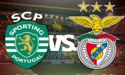 Golos Sporting 1 vs 1 Benfica – 30ª jornada