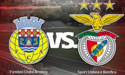 Golos Arouca 1 vs 3 Benfica – 24ª jornada