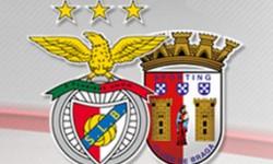 Golos Benfica 1 vs 1 Braga – Taça da Liga