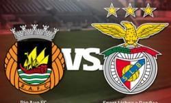 Golos Rio Ave 3 vs 2 Benfica – Taça de Portugal