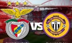 Golos Benfica 3 vs 1 Nacional – 27ª jornada