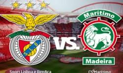 Golos Benfica 5 vs 0 Marítimo – 25ª jornada