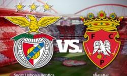 Golos Benfica 4 vs 0 Penafiel – 32ª jornada