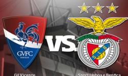 Golos Gil Vicente 0 vs 5 Benfica – 31ª jornada