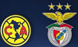Resumo Benfica 0 vs 0 Club América (4-3 GP) – Pré Época 2015/2016