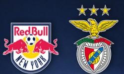 Golos Benfica 1 vs 2 New York Red Bulls – Pré Época 2015/2016