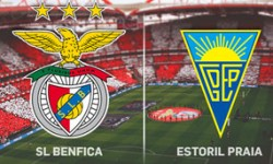 Golos Benfica 3 vs 3 Estoril – Taça de Portugal