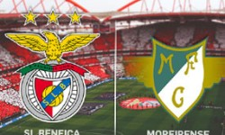 Golos Benfica 1 vs 3 Moreirense – 9ª jornada
