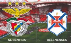 Golos Benfica 4 vs 0 Belenenses – 25ª jornada