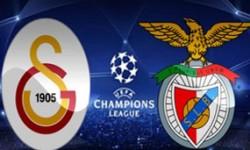 Golos Galatasaray 2 vs 1 Benfica – Liga dos Campeões