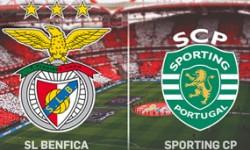 Golos Benfica 1 vs 1 Sporting – 16ª jornada