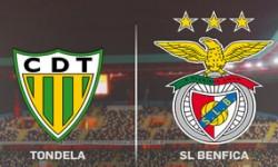 Golos Tondela 1 vs 3 Benfica – 10ª jornada