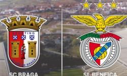 Golos Braga 1 vs 3 Benfica – 18ª jornada