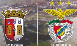 Golo Braga 0 vs 1 Benfica – 22ª jornada