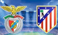 Golos Benfica 1 vs 2 Atlético de Madrid – Liga dos Campeões