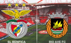 Golos Benfica 5 vs 1 Rio Ave – 21ª jornada