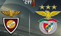 Golo Oriental 0 vs 1 Benfica – Taça da Liga