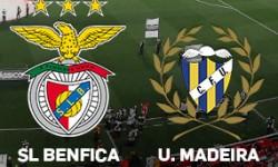 Golos Benfica 2 vs 0 União da Madeira – 24ª jornada