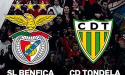 Golos Benfica 4 vs 1 Tondela – 26ª jornada
