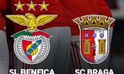Golos Benfica 5 vs 1 SC Braga – 28ª jornada