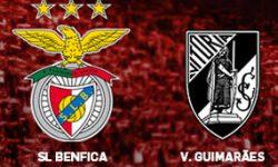 Golo Benfica 1 vs 0 V. Guimarães – 32ª jornada