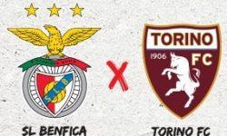 Golos Benfica 1 vs 1 (5-6 G.P.) Torino FC – Eusébio Cup