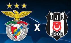 Golos Benfica 1 vs 1 Besiktas – Liga dos Campeões