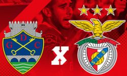 Golos Chaves 2 vs 2 Benfica – 6ª jornada