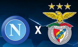 Golos Nápoles 4 vs 2 Benfica – Liga dos Campeões