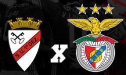 Golos 1º Dezembro 1 vs 2 Benfica – Taça de Portugal