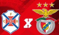 Após jornada da Liga Milionária Benfica prepara deslocação ao Restelo