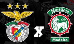 Golos Benfica 6 vs 0 Marítimo – Taça de Portugal