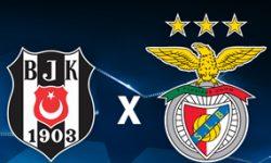 Golo Besiktas 3 vs 3 Benfica – Liga dos Campeões