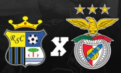 Golos Benfica 3 vs 0 Real Massamá – Taça de Portugal