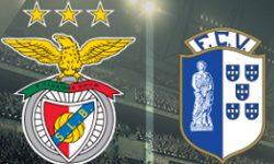 Golos Benfica 4 vs 0 Vizela – Taça da Liga
