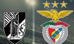 Golos V. Guimarães 0 vs 2 Benfica – Taça da Liga