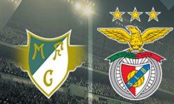 Golos Moreirense 3 vs 1 Benfica – Taça da Liga