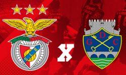 Golos Benfica 3 vs 1 Chaves – 23ª jornada